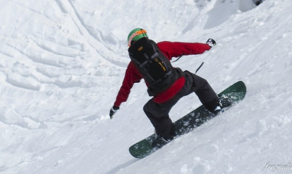 Snowboard Warm Up