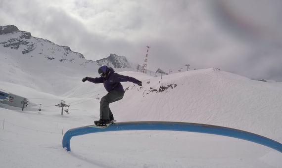Freestyle sessions Kaprun