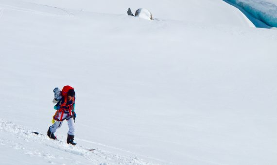 "Splitboard ""Higher"" hoogalpien cursus"