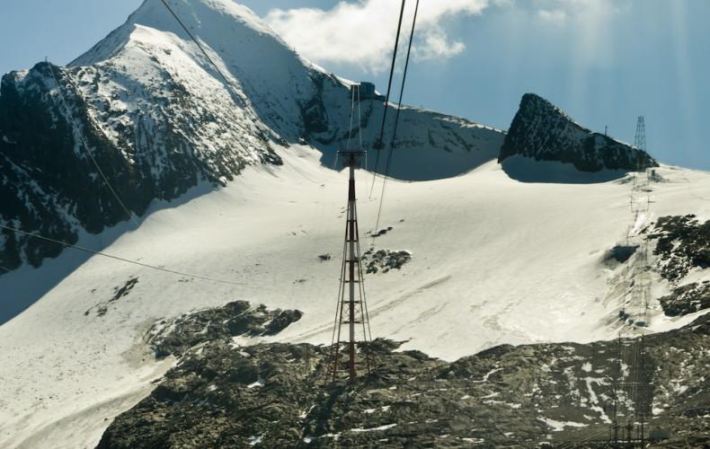 Kitzsteinhorn gletscherstand oktober 2014