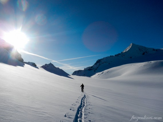 Bike, hike, skin & ride – Großvenediger 3666 m